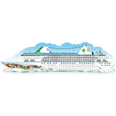 Jointed Cruise Ship Party Accessory (1 count) (1/Pkg): Kitchen & Dining