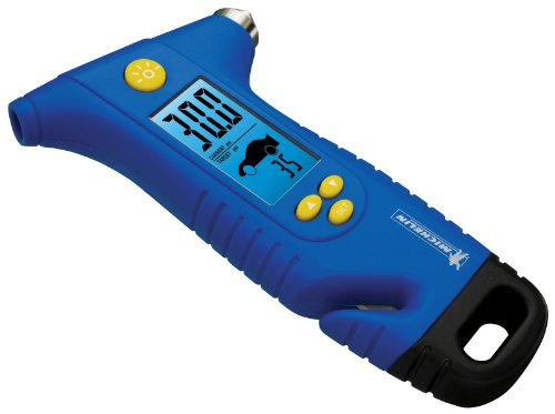 Michelin Digital Programmable tire pressure gauge