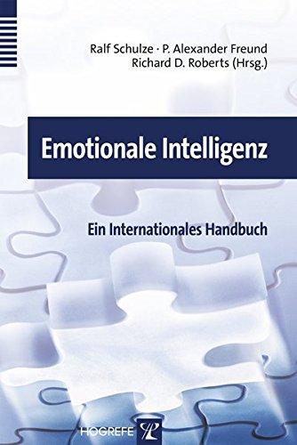 Emotionale Intelligenz: Ein Internationales Handbuch