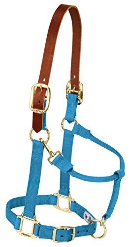 - Weaver Leather Adjustable Breakaway Nylon Horse Halter