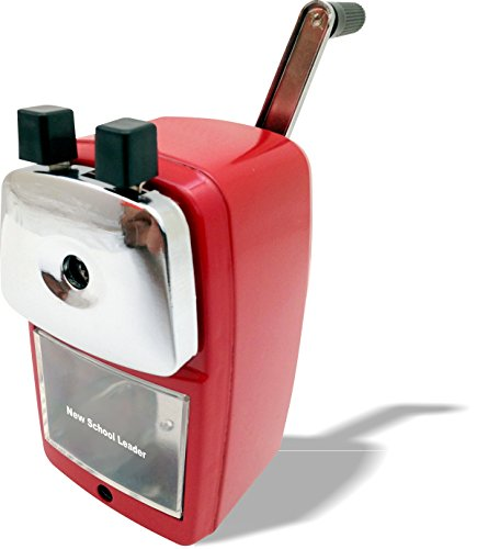 heavy duty manual pencil sharpener