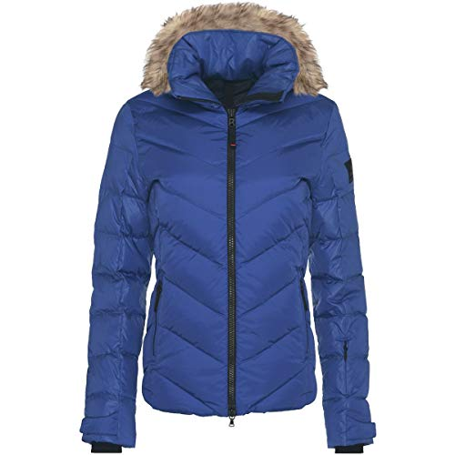 - Bogner Fire + Ice Sassy Jacket - Women's Blue Lilac, 8