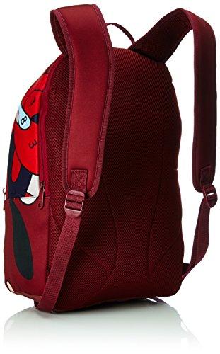 adidas Damen Essentials Rucksack Collegiate Burgundy/Multicolor