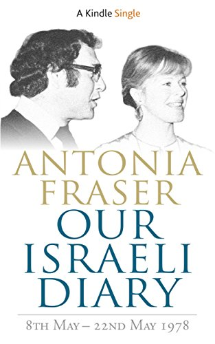 Our Israeli Diary (Kindle Single)