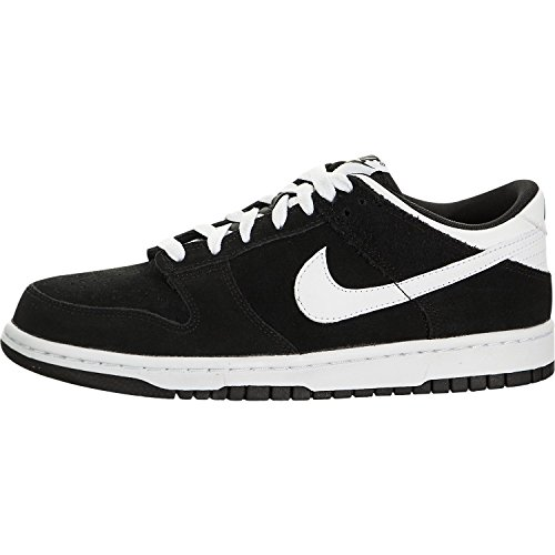Nike Kids Dunk Low (GS) Black/White Skate Shoe 6.5 Kids US
