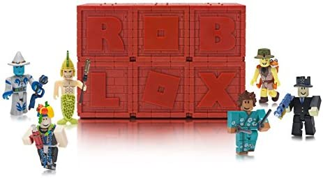 Roblox Series 4 - Roblox Series 4 Red Brick Mystery Box