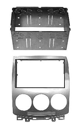 Kindvox-Adaptador para radio 2 DIN para Mazda 5 jaula: Amazon.es ...