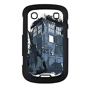 Generic Durable Back Phone Cover For Girls Printing Tardis For Blackberry Boldtouch 9900 Choose Design 3