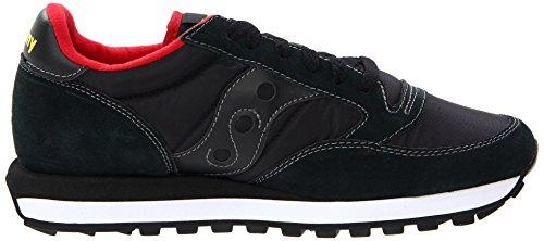 Black Homme Saucony Sport De Jazz Original Chaussure Noir red rouge pvqYxU
