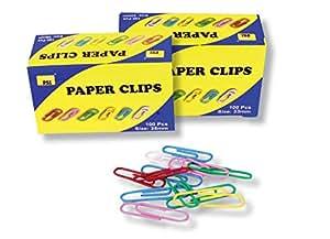 Paper Clip 28 mm Vinyl Color