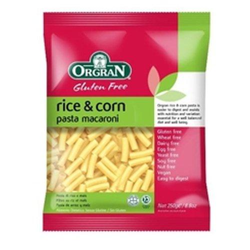 Orgran Gluten Free Rice & Corn Pasta Macaroni