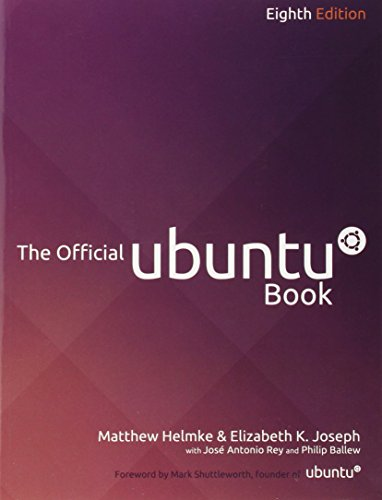 The Official Ubuntu Book (8th Edition) (Official Ubuntu Server Book)