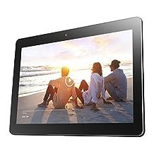 """Lenovo Miix 300 (80NR001WUS) 10.1"""" 64 GB Tablet (Black)"""