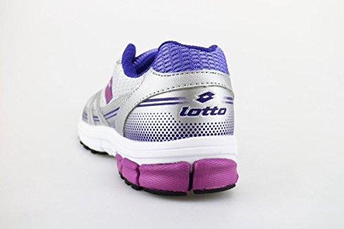 Mujer Zapatillas Lotto Gris Textil Deporte De qvtcaAtZ
