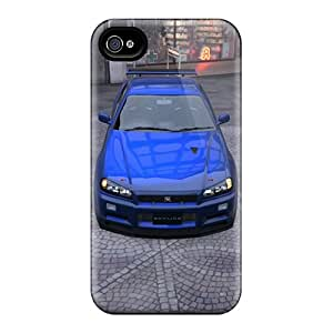 Excellent Design Skyline Case Cover For Iphone 4/4s