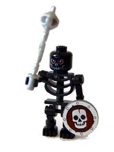 LEGO Skeleton Shield Halloween Castle