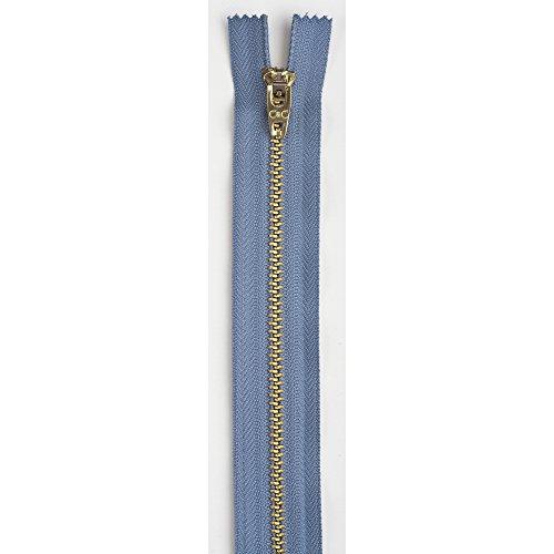 Brass Jean Zipper - Copenhagen