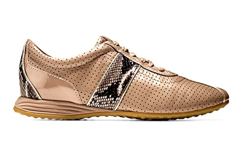 Cole Haan Womens Leather Bria Grand Perf Fashion Sneaker Snk Ii