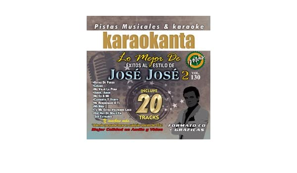 Amazon.com: Karaokanta KAR-8130 - Jose Jose 2 / Lo Mejor De... - Spanish CDG: Kitchen & Dining