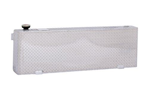 Dee Zee DZ91752 (39 gallon) Narrow Rectangle Transfer Tank - Aluminum