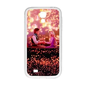 Cool painting Tangled romantic lover Cell Phone Case for Samsung Galaxy S4