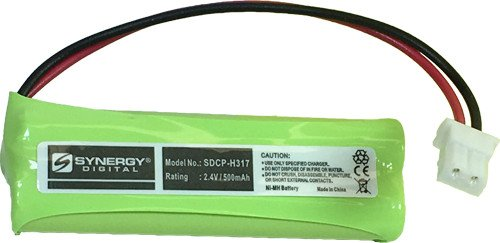 V-tech BT283482 Cordless Phone Battery Ni-MH, 2.4 Volt, 500