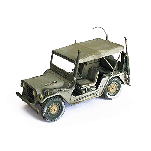 Used, 1/35,US M151 A2 Jeep,Military car,Military Model,Static for sale  Delivered anywhere in USA