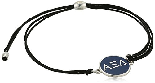 Alex and Ani Kindred Cord, Alpha Xi Delta, Sterling Silver Bracelet