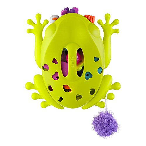 Boon Frog Bath Scoop Green