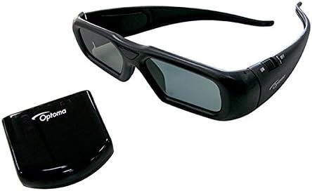 Optoma 3Dアクティブグラス ブラック ZF2300