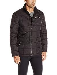 Cole Haan Signature Men's Box Quilt Down Jacket