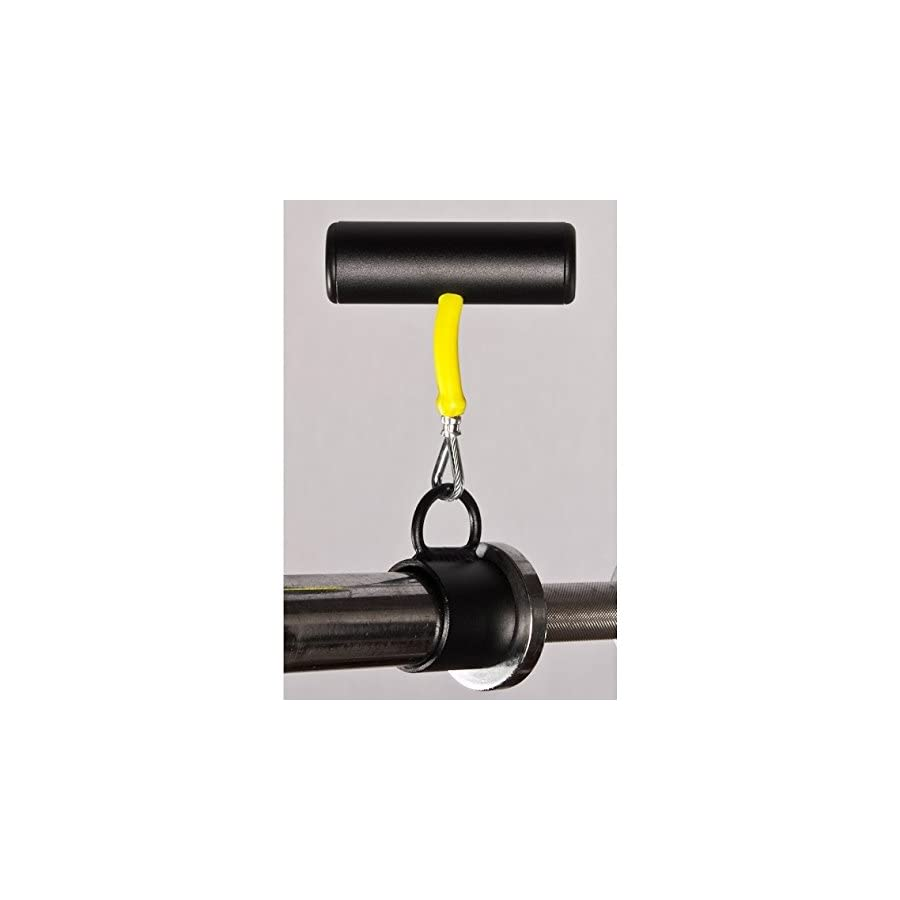 Olympic Single T Barbell Row handle