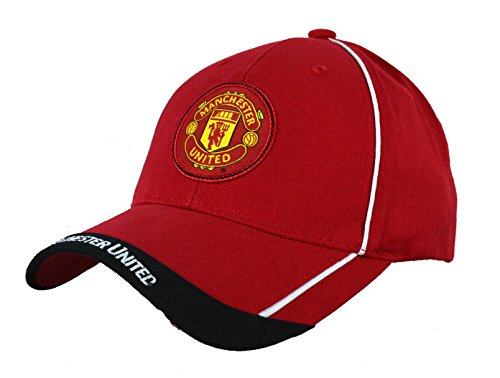 Manchester United Adjustable Cap Hat New Season (RED C1F20)