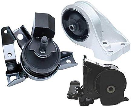 Engine Motor /& Trans Mount Set 3PCS for 2001-2006 Hyundai Santa Fe 2.4L 2.7L