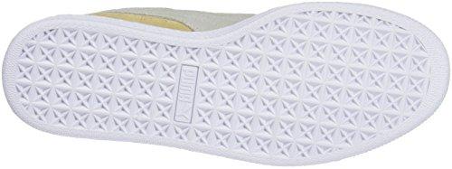White Beige Puma Classic puma Pebble White Erwachsene Unisex puma Sneaker Suede qvZTv7