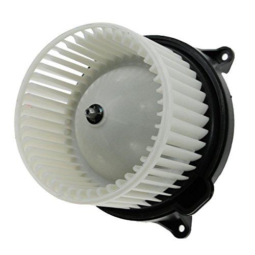 Heater A/C Blower Motor w/Fan Cage for 05-09 Pathfinder Xterra Frontier Pickup