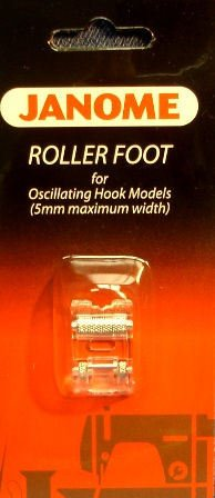 janome roller foot - 2