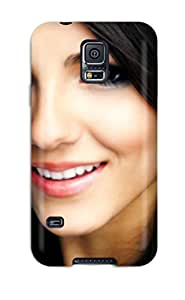 Tpu Shockproof/dirt-proof Victoria Justice Cover Case For Galaxy(s5)