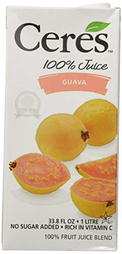 Ceres Juices Guava Juice  33 8 Oz