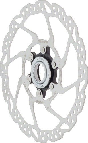 Shimano Centerlock Bicycle Hydraulic Disc Brake Rotor - SM-RT54 - 180mm (180mm)