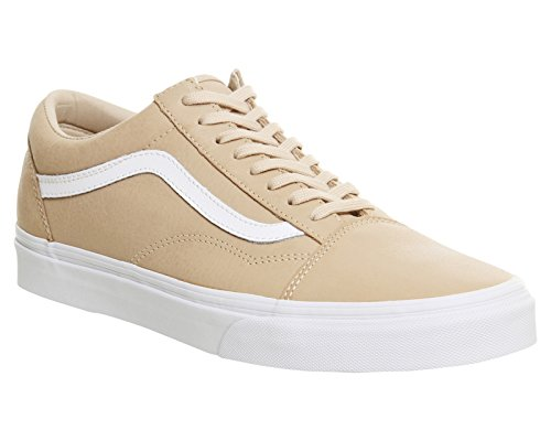 Unisex U Zapatillas Skool Adulto Old Vans Beige a41pqw77gx