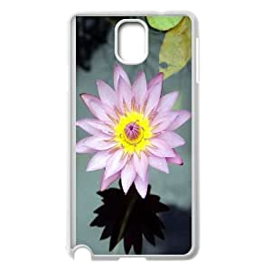 Water Lily Samsung Galaxy Note 3 Cell Phone Case White Tovwg
