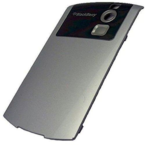 - Blackberry Curve 8330 Battery Cover Door GRAY bar cell phone back panel
