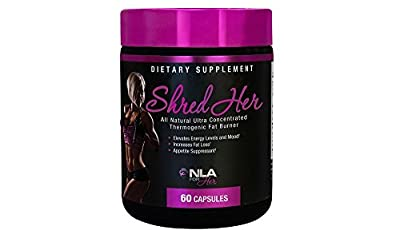 NLA for Her Shred Her - Fat Burner 60 ct