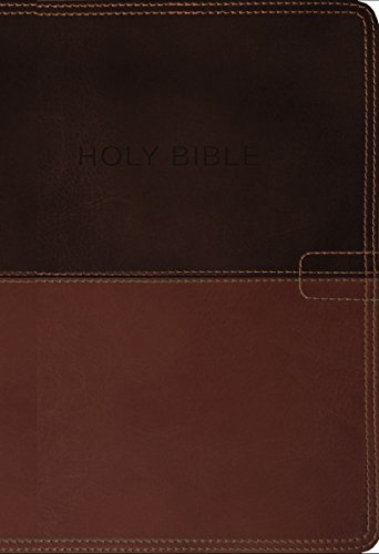 NKJV, Know The Word Study Bible, Imitation Leather, Brown/Caramel, Red Letter Edition PDF