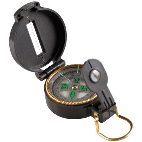 pass (Lensatic Lens Compass)