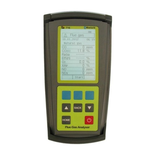TPI 716N, Flue Gas/Combustion Analyzer, 1 pc by TPI (Image #1)