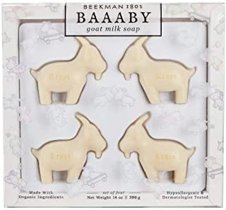 product image for Beekman 1802 Baaaby Goat Milk Soap - Set of 4