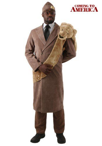 FunCostumes Plus Size Coming to America King Costume