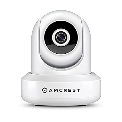 Amcrest IP2M-841 ProHD 1080P (1920TVL) WiFi IP Security Camera, Black from Petra Industries, Inc. - Consumer Electronics Replen